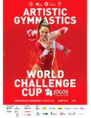 World Challenge Cup_Artistic Gymnastics