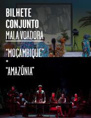 """""""Moçambique"""" + """"Amazónia"""""""