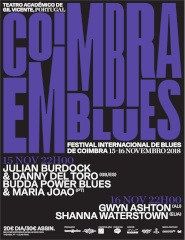 Festival Intern. de Blues de Coimbra