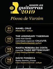 Festival Soam as Guitarras - Passe Geral