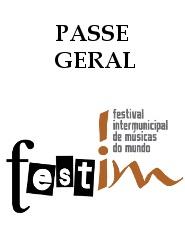 PASSE GERAL FESTIM 2019