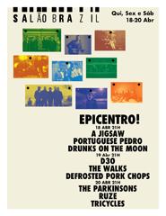 EPICENTRO! | Bilhete 3 dias
