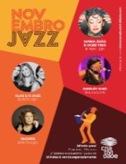 Novembro Jazz 2019 - 1ª Plateia