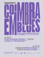 Assinatura — Coimbra em Blues