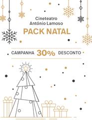 PACK NATAL - 30% Desconto 3 espetáculos