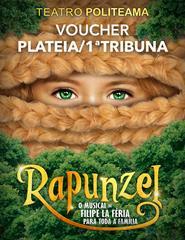Voucher Rapunzel - Balcão