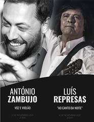 António Zambujo e Luís Represas