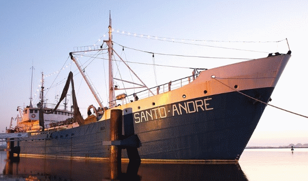 Navio-Museu Santo André