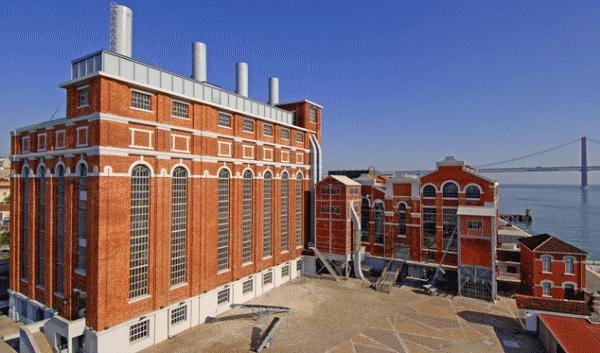 MAAT - Museu de Arte, Arquitetura e Tecnologia - Central