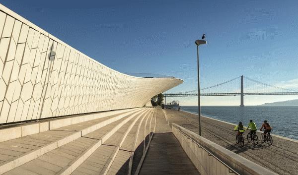 MAAT - Museu de Arte, Arquitetura e Tecnologia - MAAT