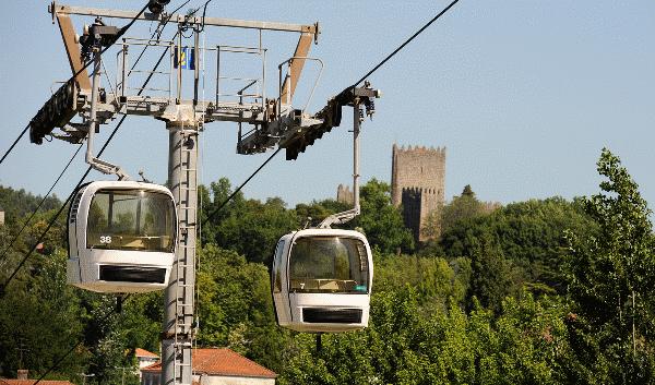 Teleférico de Guimarães