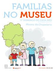 Programa Famílias no Museu