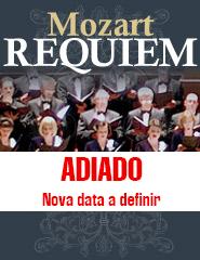 Comprar Bilhetes Online para REQUIEM DE MOZART