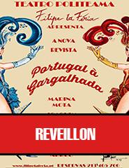PORTUGAL À GARGALHADA - REVEILLON