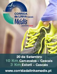 VIII Edição Corrida da Linha Cascais Médis powered by Destak