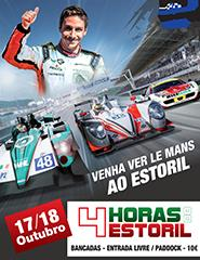 European Le Mans Series 2015 – Circuito do Estoril - Paddock - 1 Dia