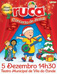Ruca Ao Vivo - Concerto de Natal