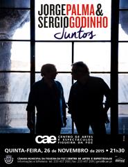 Sérgio Godinho e Jorge Palma - Juntos