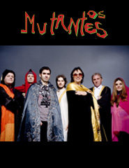 Os Mutantes - Porto
