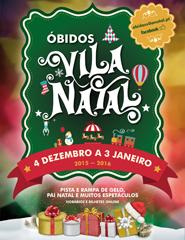 Óbidos Vila Natal 2015