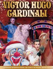 Circo de Natal Victor Hugo Cardinali 2015