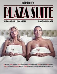 PLAZA SUITE com Diogo Infante e Alexandra Lencastre