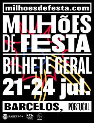 Milhões de Festa - Barcelos 2016