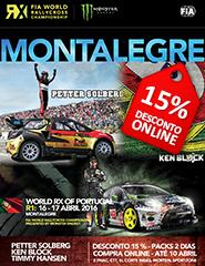 FIA World Rallycross Championship / Portugal / Montalegre 2016