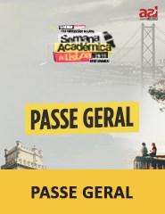 Semana Académica de Lisboa 2016   Passe Geral