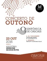 SINFÓNICA DE CASCAIS – Concerto de Outono