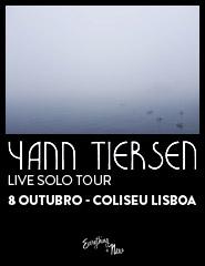 YANN TIERSEN - Live Solo Tour