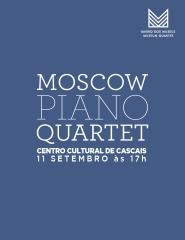Quarteto com Piano de Moscovo - 17 de setembro