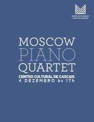 Quarteto com Piano de Moscovo - 4 de dezembro
