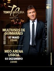 TONY CARREIRA AO VIVO TOUR 2016