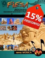 FIESA 2016 – 14º Festival Internacional de Escultura em Areia