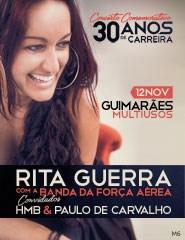 RITA GUERRA 30 ANOS CARREIRA