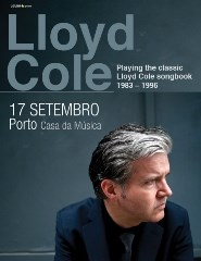 LLOYD COLE  PLAYING THE CLASSIC LLOYD COLE SONGBOOK 1983-1996