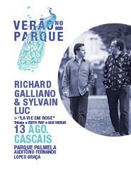 Richard Galliano & Sylvain Luc - La Vie En Rose - VERÃO NO PARQUE