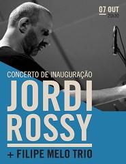 Festival Caldas Nice Jazz 16 - Jordi Rossy + Filipe Melo
