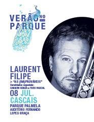 Laurent Filipe - as (im)provaveis - VERÃO NO PARQUE