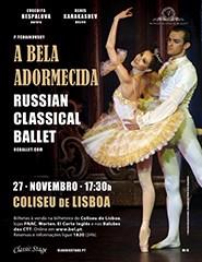 A BELA ADORMECIDA - RUSSIAN CLASSICAL BALLET