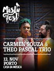 Carmen Souza & Theo Pascal Trio - Misty Fest