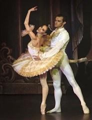A BELA ADORMECIDA-RUSSIAN CLASSICAL BALLET