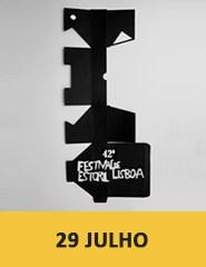 42º Festival de Estoril Lisboa - 29 Julho