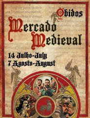 Mercado Medieval de Óbidos - 2016