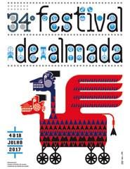 Assinatura 34.º Festival de Almada