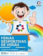 FÉRIAS DESPORTIVAS - VERÃO 2016