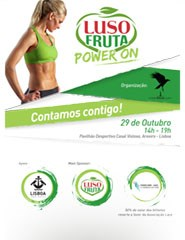 Luso de Fruta Power On