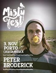 Peter Broderick - Misty Fest