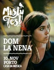 Dom La Nena - Misty Fest
